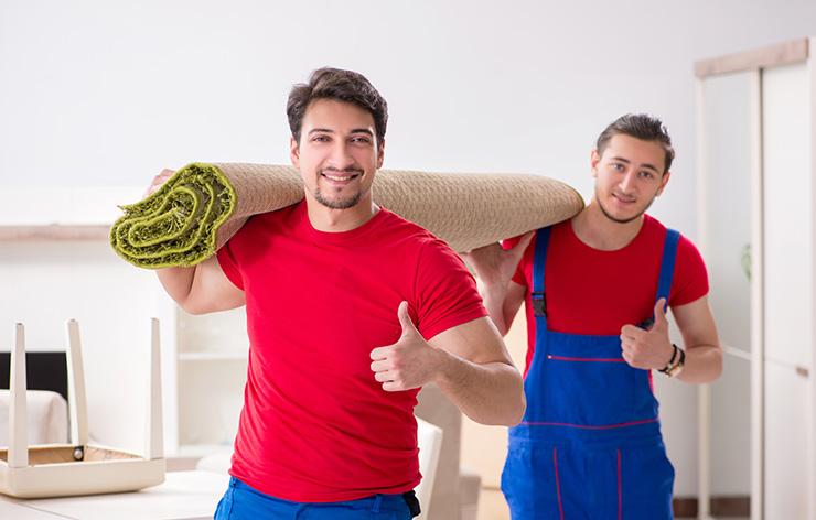 Teppichwäscherei HGW